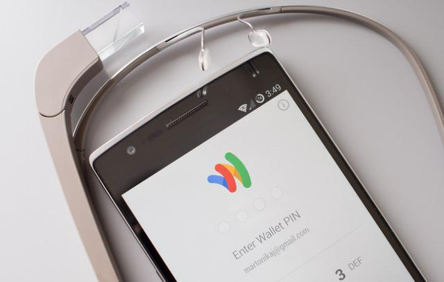 谷歌眼镜也能移动支付?谷歌钱包将登陆该平台