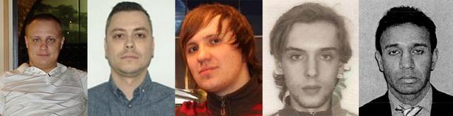 FBI悬赏420万美元抓捕这五名黑客