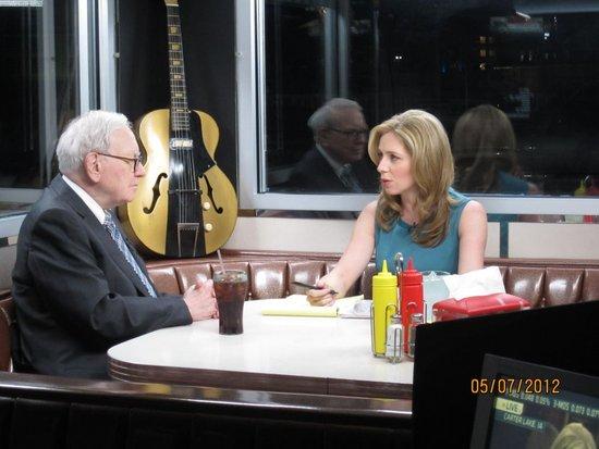 巴菲特CNBC专访:环球经济放缓 盼愿收购公司