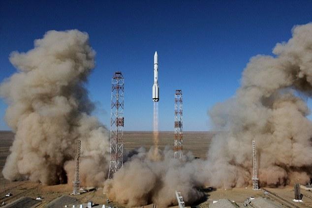 俄航天集团拟召回火箭检查发动机等产品质量