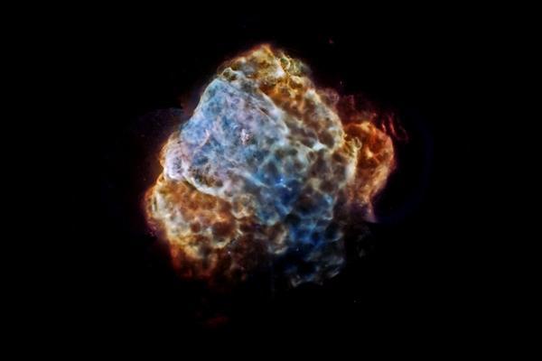 耳朵状突起或能解释超新星爆炸