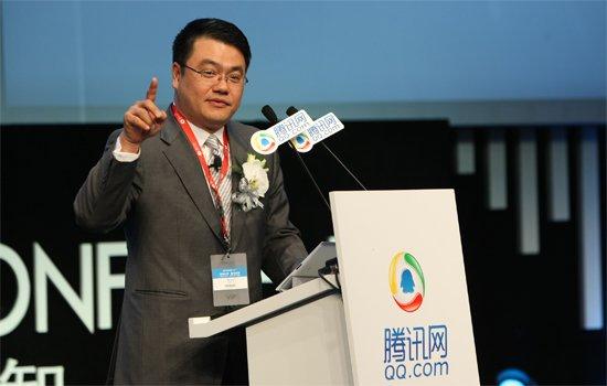 腾讯刘胜义:互联网环境正在走向Real-Time