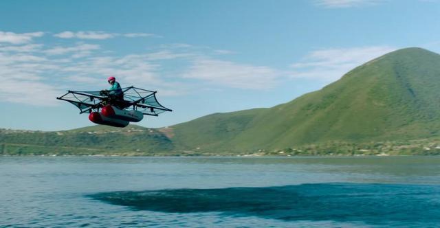 专访谷歌无人车之父:飞行汽车真的不是个愚蠢的想法吗?