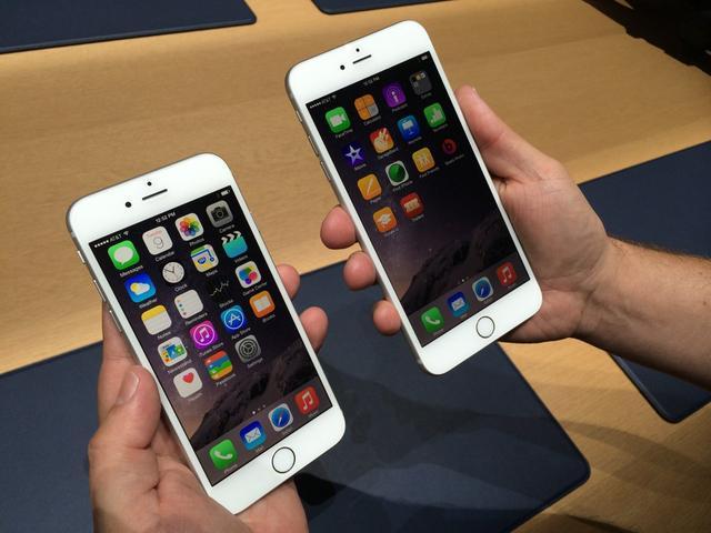 iPhone 6和Plus欧洲五大国销量比为5:1