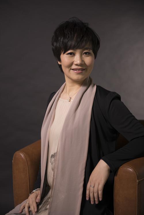 2014腾讯网媒峰会嘉宾:腾讯公司副总裁陈菊红