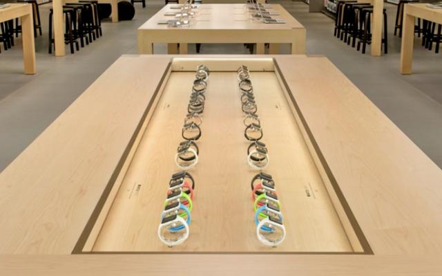 Apple Watch将引领苹果进入高端时尚圈