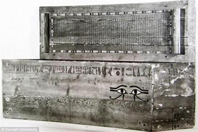 古埃及灭亡的原因找到:气候变化所致