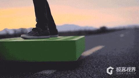 目前为止最靠谱的悬浮滑板 售价高达2万美刀