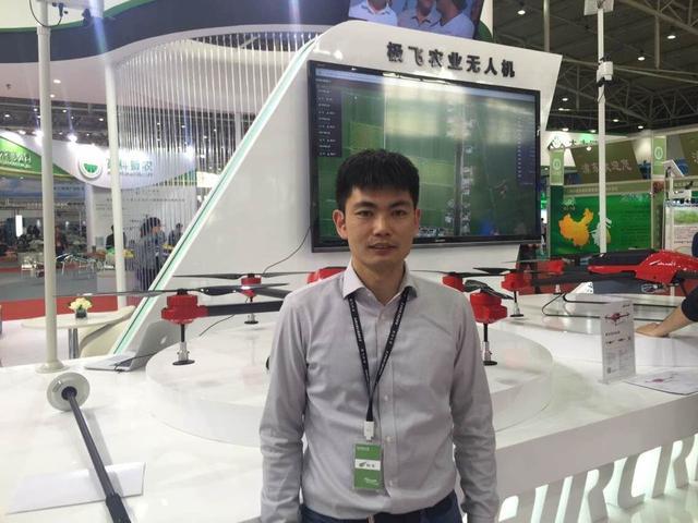 专访极飞科技CEO彭斌:重点发力农业、物流两大领域