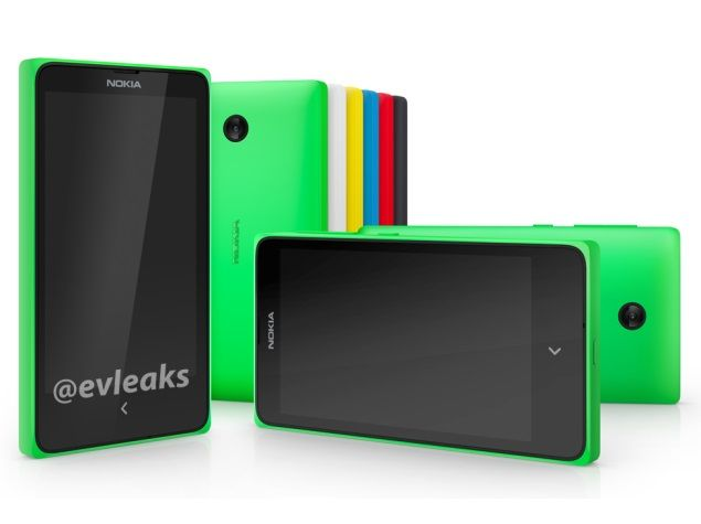 传诺基亚廉价安卓手机研发并未终止