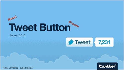 传Twitter推Tweet按钮
