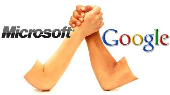 微软发难谷歌搜索只显示广告内容