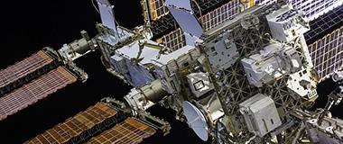 NASA宇航员公布太空美照 令人惊叹