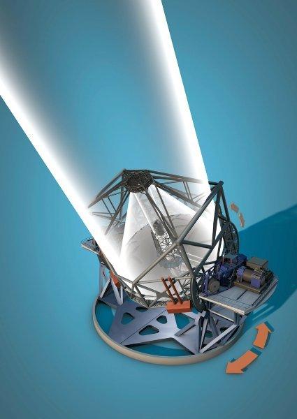 欧洲科学家将在智利荒原建造世界最大望远镜