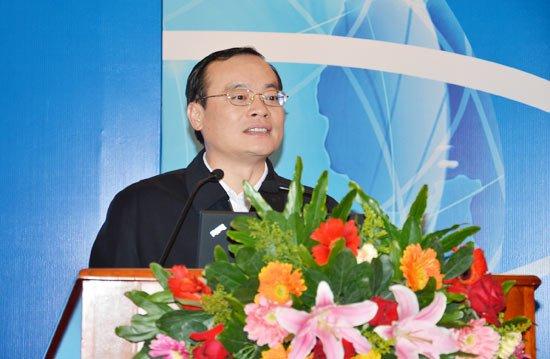 深圳市副市长袁宝成:将投入5亿发展电子商务