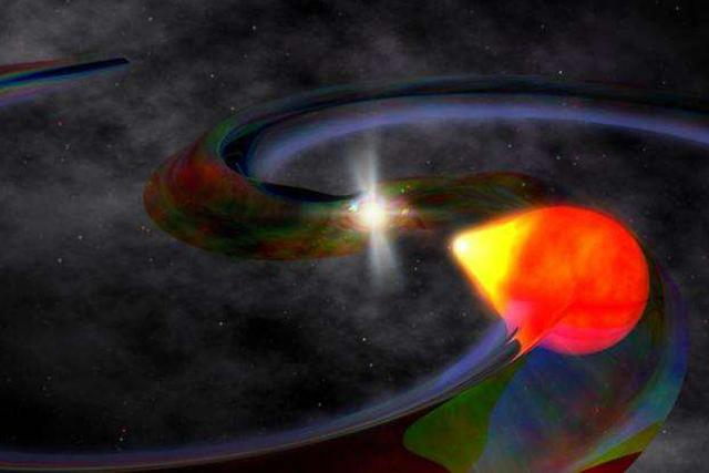 美国宇航局太空望远镜发现六颗毫秒级脉冲星