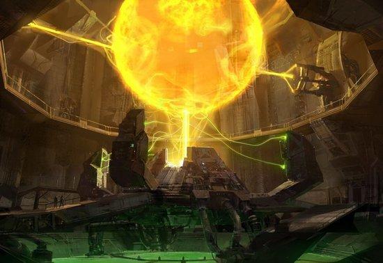 人造太阳:托卡马克控核聚变反应堆无限能源