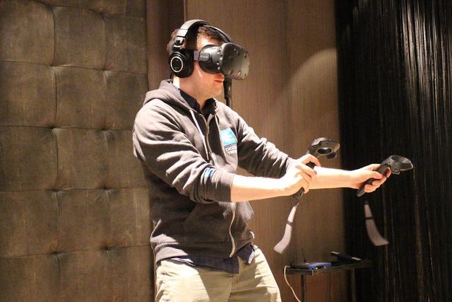 虚拟现实代表未来 比想象中更容易建立