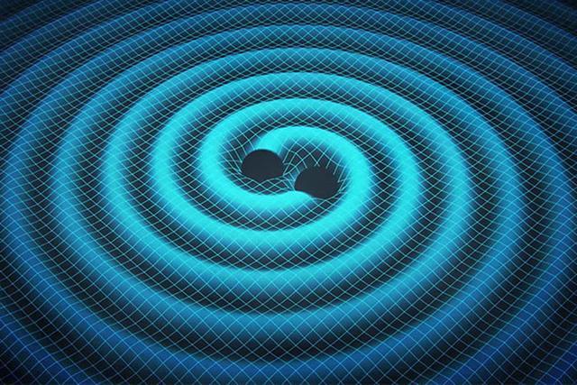 """产生""""引力波""""的两个合并黑洞源自同一颗恒星"""