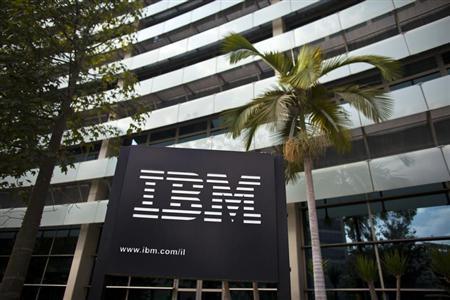 IBM第二季度净利润41亿美元 同比增长28%
