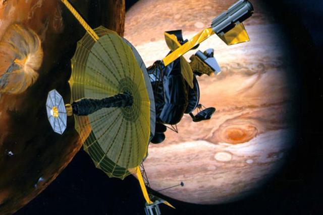 """人类曾担心核动力探测器会""""引爆""""木星"""
