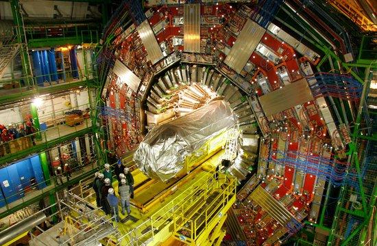 """""""上帝粒子""""不存在的概率降低到十亿分之二"""