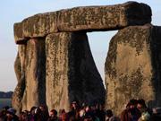 英国著名的巨石阵或是古代一种乐器