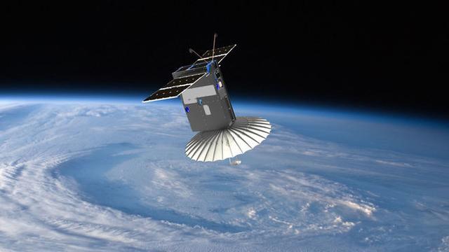"""NASA研发""""黑魔法""""卫星:成本低廉且体积小"""