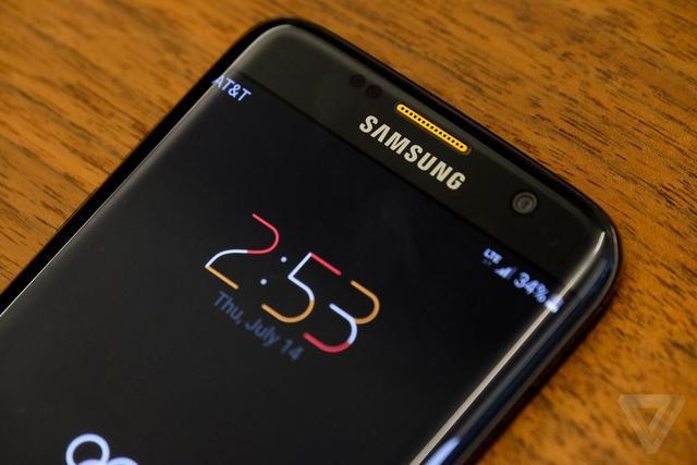 三星推出奥运会限量版Galaxy S7 Edge