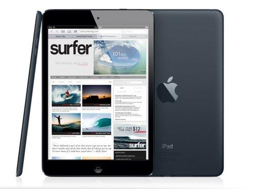 还要耐心等 LTE版iPad mini预计感恩节到货