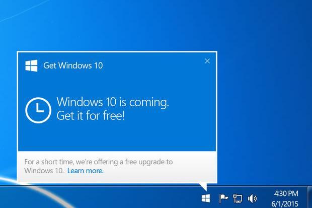 Win 10升级提醒太讨厌?微软终于改变推送策略
