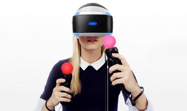 索尼PS VR卖了90万套 是现在VR市场的绝对老大