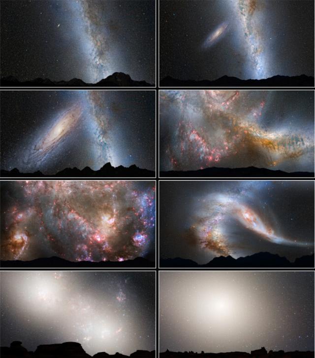 NASA核光谱望远镜寻找仙女星系黑洞与中子星