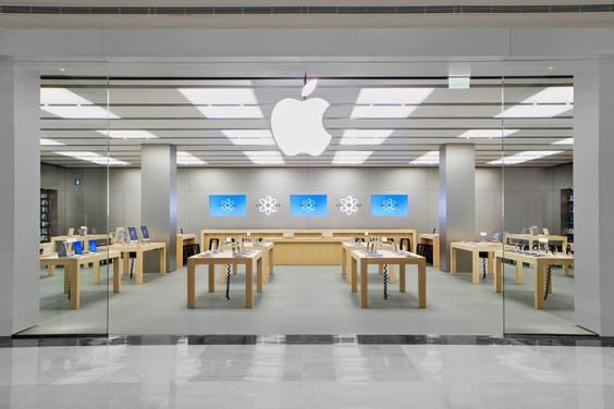 和运营商蜜月结束?苹果在华加速开店