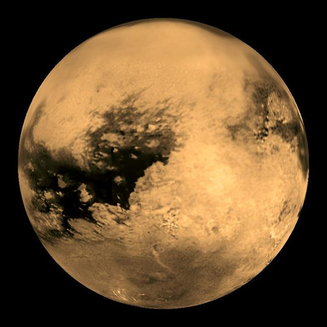 科学猜测:土卫六上的生命吃甲烷
