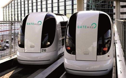 伦敦首款无人驾驶巴士曝光