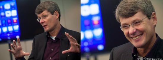 RIM CEO:黑莓10不过时 将帮助我们夺回用户