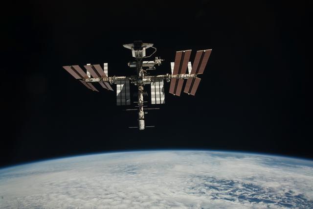 俄罗斯削减国际空间站维护费用