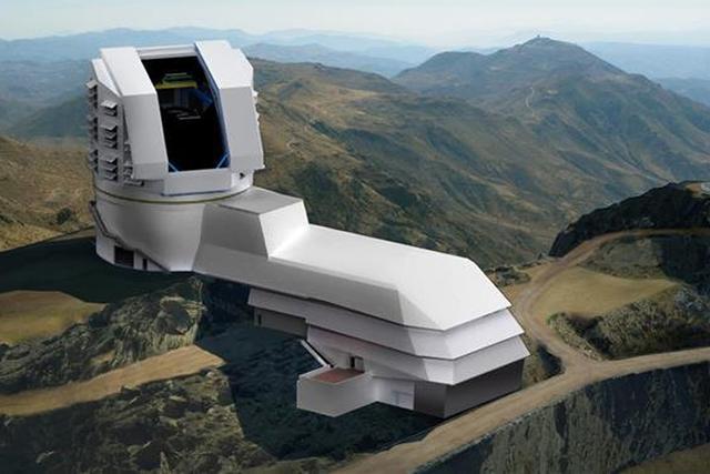超级望远镜智利开建:配32亿像素数码相机