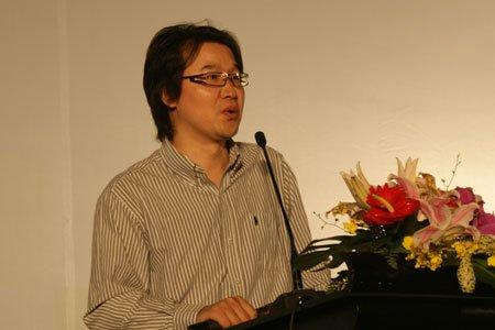 DCCI数据中心主任胡延平