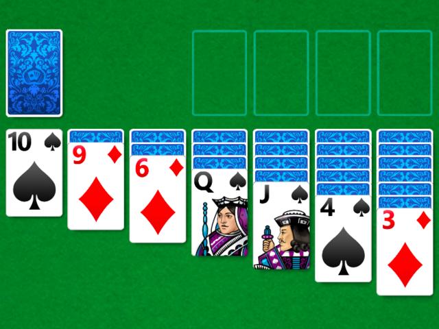 微软《纸牌》游戏终于登陆iOS和Android系统