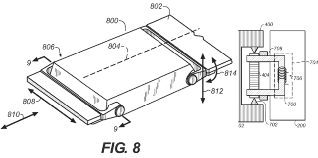 """最新专利申请暗示Apple Watch可能会""""减肥"""" 时尚气息更浓"""