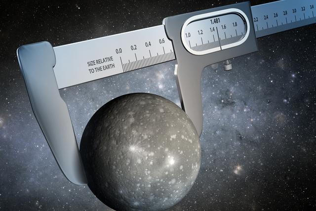 美国宇航局首次精确测量一颗外星球大小