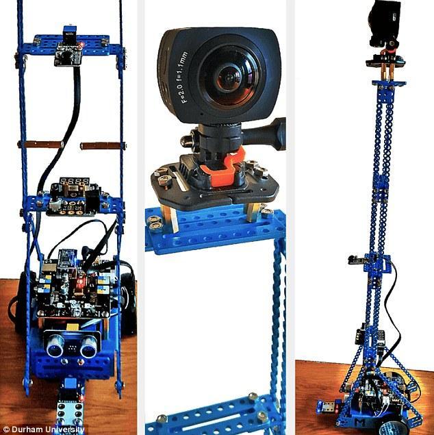 想要成为福尔摩斯 有这样一台VR机器人就能搞定