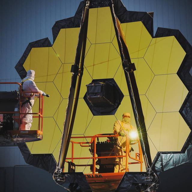 世界最大的空间望远镜已经建造完成 直径是哈勃的三倍