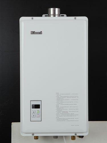 林内推出划时代燃气恒温热水器图片