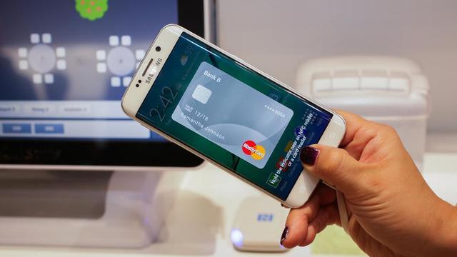 Samsung Pay用户达500万 半年交易额超5亿美元