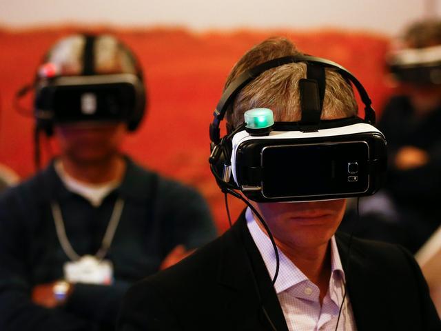 <b>虽说今年是VR元年 但这一技术恐怕仍是昙花一现</b>