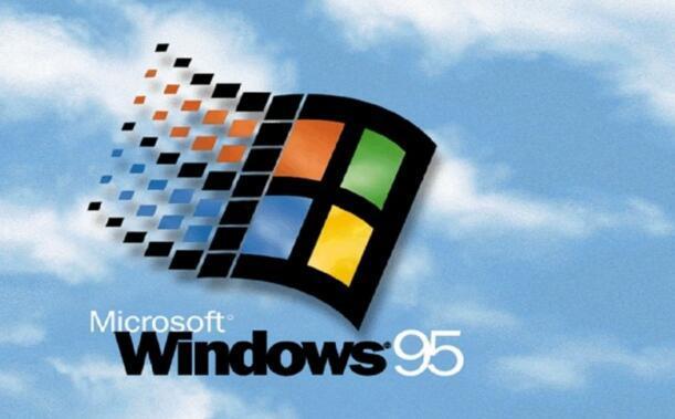 看看现在的孩子使用Windows 95时啥反应