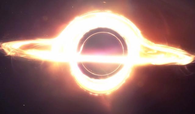 科学家发现大质量黑洞旋转速度接近光速